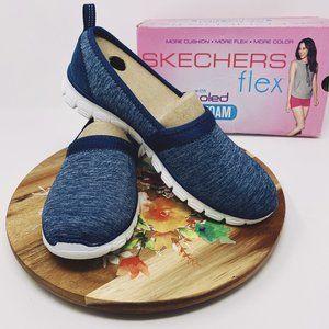 Skechers EZ Flex 3.0 Swift Motion Sneakers, Navy